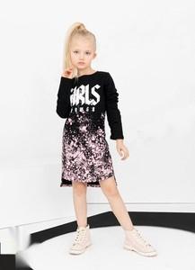 Tunika dziewczęca All For Kids z bawełny