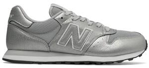 Buty sportowe New Balance sznurowane na koturnie