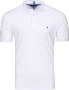 Koszulka polo Tommy Hilfiger z krótkim rękawem w stylu casual