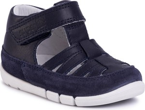 Granatowe buty dziecięce letnie Superfit