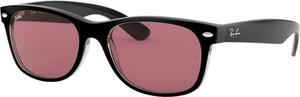 Ray-Ban Okulary Przeciwsłoneczne Ray Ban Rb 2132 New Wayfarer 6398/u0