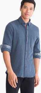 Koszula Westbury Premium z kołnierzykiem button down z długim rękawem
