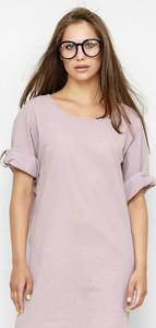Różowa sukienka Freeshion