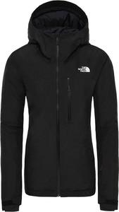 Czarna kurtka The North Face w sportowym stylu