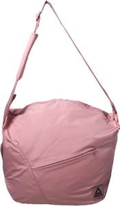 Różowa torebka Reebok