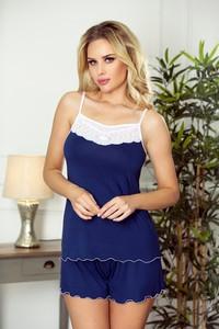 Niebieska piżama eldar