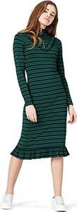 Zielona sukienka Find