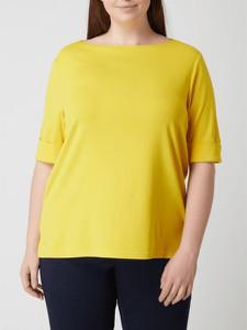 T-shirt Ralph Lauren z okrągłym dekoltem z bawełny w stylu casual