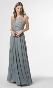 Sukienka Marie Lund maxi z dekoltem w kształcie litery v