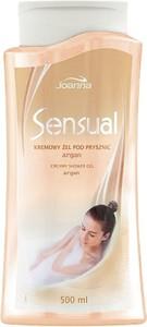Joanna, Sensual, żel pod prysznic, olej arganowy, 500 ml