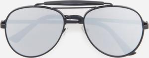 Reserved - Okulary przeciwsłoneczne - Srebrny