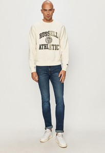 Bluza Russell Athletic z bawełny