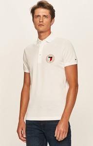 Koszulka polo Tommy Hilfiger z dzianiny w stylu casual