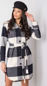 Sukienka Sheandher.pl w stylu casual mini koszulowa
