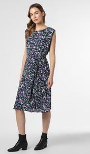 Sukienka Ralph Lauren w stylu casual z okrągłym dekoltem z krótkim rękawem