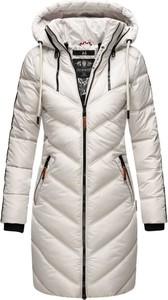 Płaszcz Marikoo z plaru w stylu casual
