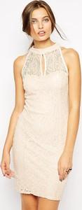 Różowa sukienka Jessica Wright