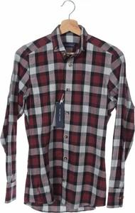 Koszula Tailor Store z klasycznym kołnierzykiem