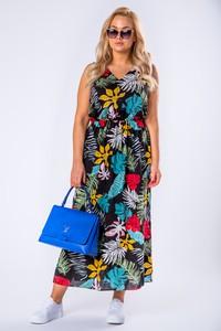 Sukienka Ptakmoda.com z odkrytymi ramionami