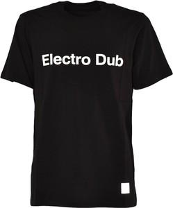 Czarny t-shirt Department Five
