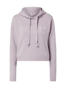 75851cc7f Różowa bluza Adidas Originals z bawełny w sportowym stylu