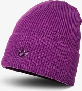 Fioletowa czapka Adidas