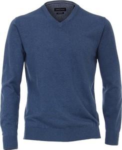 Sweter Casamoda w stylu casual z bawełny