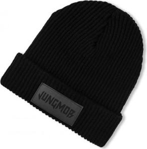 Czarna czapka JUNGMOB