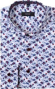 Fioletowa koszula mmer