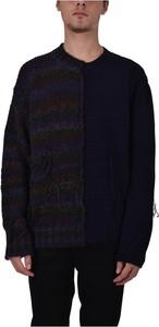 Czarny sweter Corelate z wełny