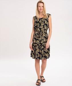 Sukienka volcano.pl mini w stylu casual bez rękawów