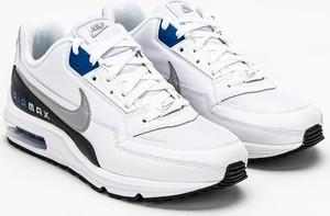 Buty sportowe Nike w sportowym stylu ze skóry sznurowane