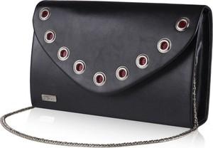 Czarna torebka Felice na ramię mała