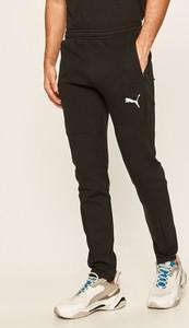 Spodnie Puma z bawełny