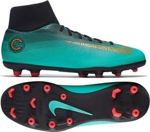 Buty sportowe Nike sznurowane mercurial