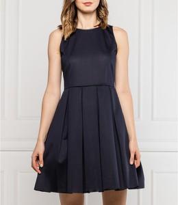 Sukienka Max & Co. mini z okrągłym dekoltem bez rękawów