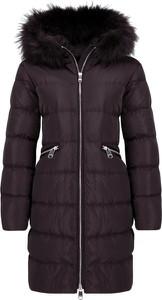 Granatowa kurtka Max & Co. w stylu casual