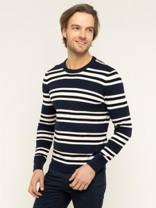 Granatowy sweter Michael Kors