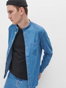 Koszula Reserved w stylu casual z jeansu