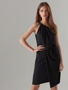 20415fd4b9 Sukienki typu mała czarna asymetryczne