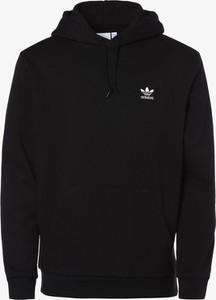 Czarna bluza Adidas Originals z bawełny