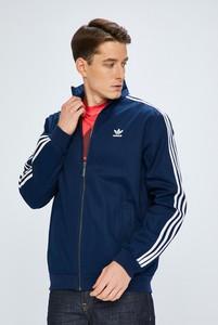 Granatowa kurtka Adidas Originals