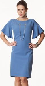 Semper sukienka błękitna danuta