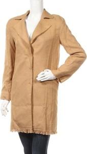 Płaszcz Caramelo w stylu casual