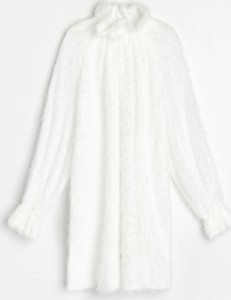 Sukienka Reserved mini z tkaniny