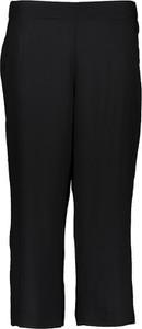 Czarne spodnie Vero Moda z bawełny