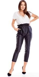 Spodnie Ptakmoda.com ze skóry ekologicznej