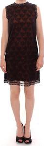 Sukienka Dolce & Gabbana bez rękawów