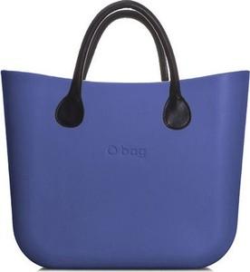 Niebieska torebka O Bag duża