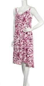 Sukienka Ann Taylor z okrągłym dekoltem bez rękawów